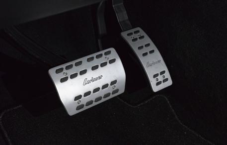 Sada pedálů Lorinser pro MB třídy GL X166