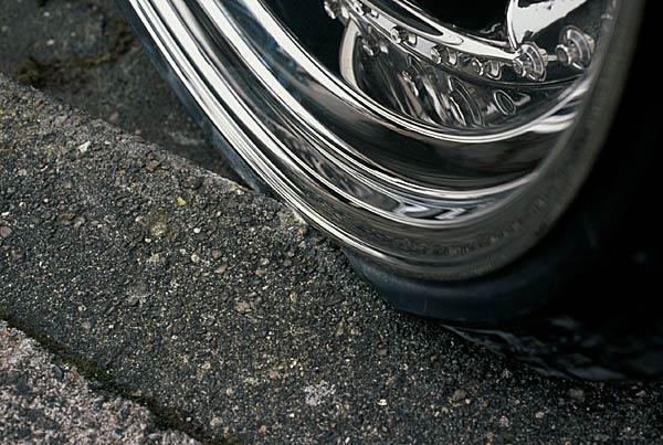 Vnější límce pro vícedílná kola