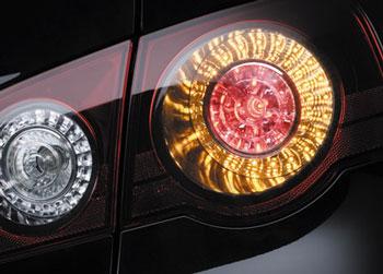 Osvětlení vozu