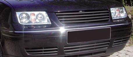 Maska bez znaku VW Bora