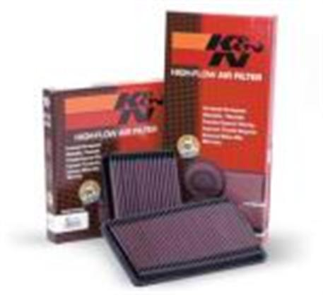 Sportovní vzduchový filtr KN E-2585