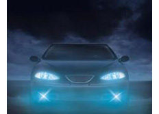 Žárovky Osram Cool Blue Intense H7 - studená bílá barva světla