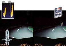 Žárovky Osram SilverStar H4 - o 50 procent více světla
