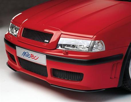 Milotec mračítka předních světlometů Škoda Octavia Facelift