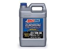 Plně syntetický motorový olej AMSOIL European Car Formula 5W-30 3,78 l (1 galon)