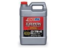 Plně syntetický motorový olej AMSOIL European Car Formula 5W-40 3,78 l (1 galon)