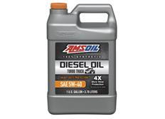 Plně syntetický motorový olej AMSOIL Heavy-Duty 5W-40 3,78 l (1 galon)