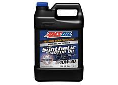 Plně syntetický motorový olej AMSOIL Signature Series 10W-30 3,78 l (1 galon)