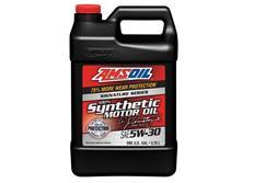 Plně syntetický motorový olej AMSOIL Signature Series 5W-30 3,78 l (1 galon)