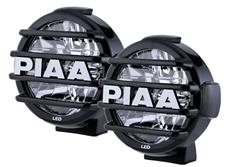 Přídavné dálkové LED světlomety PIAA LP570 o průměru 182,5mm