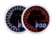 Přídavný ukazatel bohatosti směsi Depo Racing Dual View