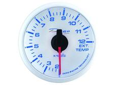 Přídavný ukazatel teploty výfukovych plynů EGT Depo Racing WBL