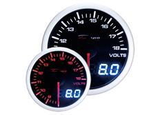 Přídavný voltmetr Depo Racing Dual View