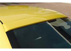 RIEGER Patka na zadní okno Carbon-Look pro BMW řady 3 model E36 Coupe