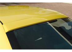 RIEGER Patka na zadní okno Carbon-Look pro BMW řady 3 model E36 Compact