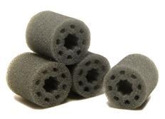 Recessed Wheel Lug Nut Brush Replacement Foam Inserts 4 Pack - vložky pro čištění otvorů na šrouby a matice kol, sada 4 ks