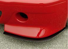 """Rieger tuning 2-dílná lipa """"CS-Look"""" pod přední nárazník Rieger č. 50238/50144/50244 pro BMW řady 3 E46/E46 M3 Cabrio/Coupé/Sedan/Touring, r.v. od 02/98-"""