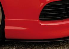 """Rieger tuning 2-dílná lipa """"straight version"""" pod přední spoiler Rieger č. 59426 pro Volkswagen Eos (1F) Cabrio, před faceliftem, r.v. od 04/06-11/10"""
