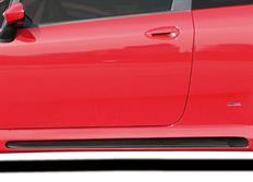 Rieger tuning boční práh s prolisem a výřezem pro Fiat Grande Punto (199) 3/5-dvéř. r.v. od 10/2005-