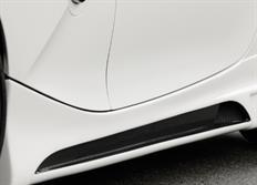 Rieger tuning boční práh s prolisem a výřezy pro BMW Z4 (E85) Roadster, r.v. od 02/03-