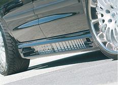 Rieger tuning boční práh s prolisem a výřezy pro Seat Alhambra, Ford Galaxy a Volkswagen Sharan