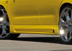 Rieger tuning boční práh s prolisem a výřezy pro Seat Cordoba (6K, 6K/C) /Volkswagen Golf III/IV