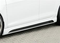 Rieger tuning boční práh s prolisem a výřezy pro Seat Leon (5F), Leon Cupra (5F), Leon FR (5F) 5-dvéř. (ST/Kombi), r.v. od 10/12-