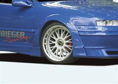 Rieger tuning lem blatníku pro Opel Calibra 3-dvéř. r.v. od 09/84-09/91