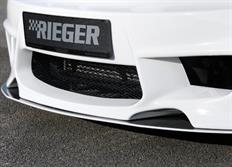 Rieger tuning lipa pod přední nárazník Rieger č. 35030/31/32/33/41/43 pro BMW řady 1 E81/E82/E87/E88 2/4-dvéř. Sedan/Coupé/Cabrio, r.v. od 09/04-