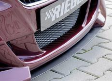 Rieger tuning lipa pod přední nárazník Rieger č. 50500/01/13/14 pro BMW Z4 (E85) Coupé/Roadster, r.v. od 02/03-