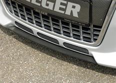 Rieger tuning lipa pod přední nárazník Rieger č. 55107/108/121/122 pro Audi TT (8N) Coupé/Roadster