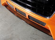 Rieger tuning lipa pod přední spoiler Rieger č. 55150 pro Audi TT (8J) Coupé/Roadster, před faceliftem, r.v. od 09/06-06/10