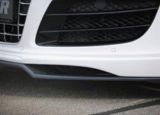 Rieger tuning lipa pod přední spoiler Rieger č. 55611 pro Audi R8 (42) Coupé/Spyder, r.v. od 04/07-