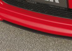 Rieger tuning lipa pod přední spoiler Rieger č. 56040 pro Fiat Grande Punto (199) 3/5-dvéř. mimo EVO, r.v. od 10/2005-