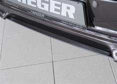Rieger tuning lipa pod přední spoiler Rieger č. 59250 pro Volkswagen T5 Bus, před faceliftem, r.v. od 04/03-08/09