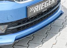 Rieger tuning lipa pod přední spoiler Rieger č. 79020 pro Škoda Rapid (NH) Spaceback, r.v. od 07/12-