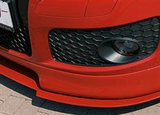 """Rieger tuning lipa """"straight version"""" pod přední spoiler Rieger č. 59420 pro Volkswagen Eos (1F) Cabrio a Volkswagen Golf V R32"""