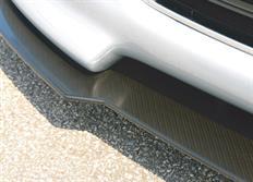 "Rieger tuning lipa ""straight version"" pod přední spoiler Rieger č. 59426 pro Volkswagen Eos (1F) Cabrio, před faceliftem, r.v. od 04/06-11/10"