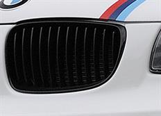 Rieger tuning originální maska BMW faceliftr do předního nárazníku Rieger č. 35030/31/32/33/41/43 pro BMW řady 1 E81/E82/E87/E88 2/4-dvéř. Sedan/Cabrio/Coupé, r.v. od 09/04-