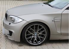Sada předních blatníků Kerscher pro BMW řady 1 (E82, E88) r.v. od 11/2003 - 09/2012