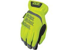 Rukavice Mechanix Safety FastFit - bezpečnostní, žluté reflexní
