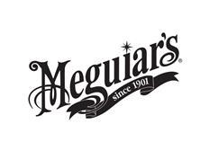 Samolepka Meguiar's, 20 cm, černá, řezaná grafika