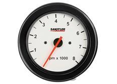 Sandtler série Racing přídavný ukazatel - otáčkoměr do 8.000 ot./min