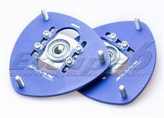 Nastavitelné horní uložení Silver Project pro Subaru Impreza GD 02-07 v modrém provedení