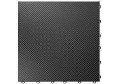 Swisstrax dlaždice modulární podlahy typu Vinyltrax, 40 x 40 cm, Carbon