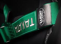 TAKATA 4-bodový sportovní pás Drift III černý s uchycením na oko