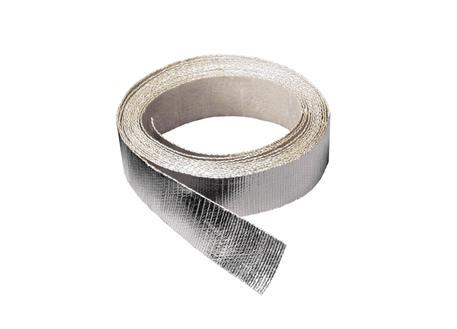 Thermo-tec samolepicí páska s hliníkovou vrstvou 38mm x 4,5m pro ochranu kabelů, trubek a hadic