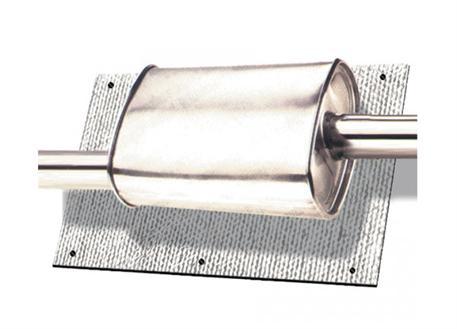 Thermo-tec tepelná izolace tlumiče výfuku nebo katalyzátoru 101,6 x 60,9 cm