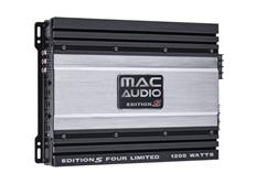 Zesilovač Mac Audio Edition S Four Ltd.