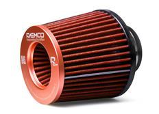 Raemco univerzální vzduchový filtr oranžový se vstupem 77 mm s možností redukce na 70 nebo 63 mm